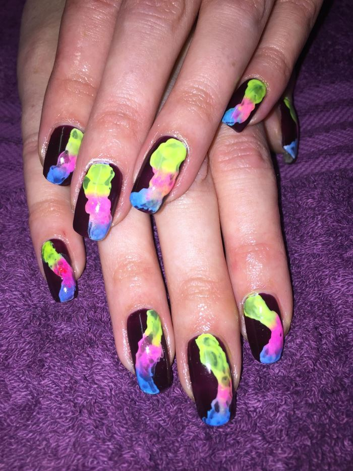 Bespoke Nail Designs in Carlisle